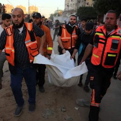 Sube a 119 la cifra de muertos en Gaza, 31 menores, tras masiva ofensiva israelí