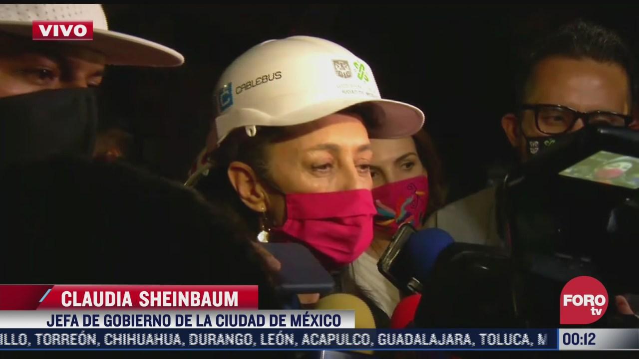 suman 15 muertos y 34 heridos por accidente en linea 12 sheinbaum