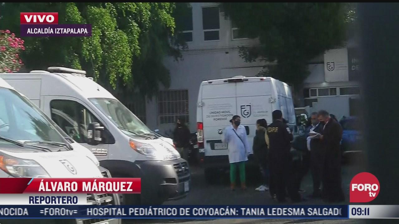 Trasladan 6 cuerpos del accidente del Metro al MP de Iztapalapa CDMX