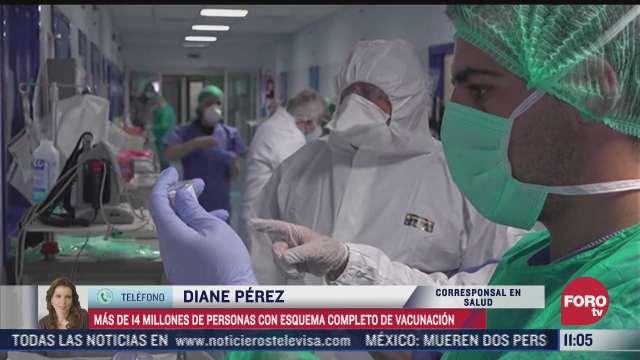 vacunados en eeuu pueden dejar de usar el cubrebocas