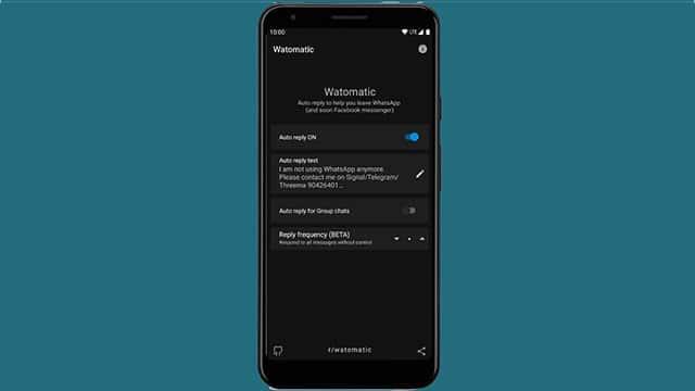 WhatsApp: Watomatic, app aplicación informa mudaste Telegram