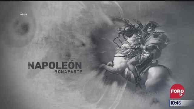 200 anos de la muerte de napoleon bonaparte parte