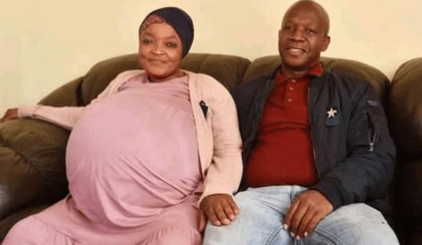 Mujer dio a luz a 10 bebés en Sudáfrica
