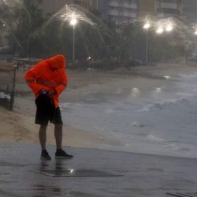 Alertan por fuertes lluvias en Colima, Jalisco y Michoacán por Dolores