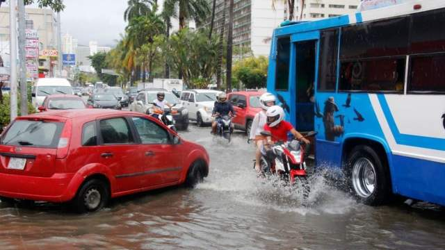 Así ha afectado la tormenta tropical 'Dolores' a Guerrero, Oaxaca, Chiapas y Colima