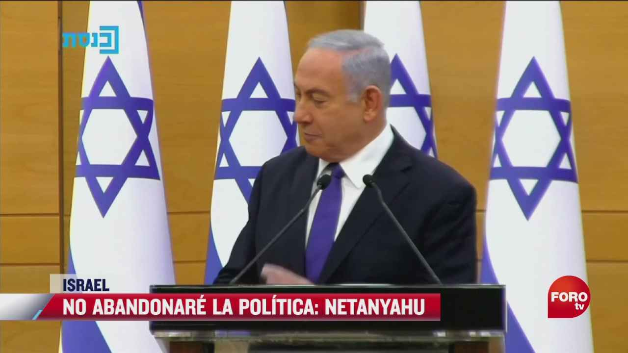 benjamin netanyahu deja el poder en israel tras 12 anos