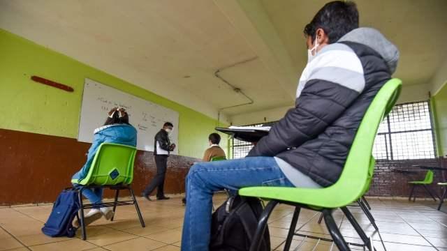 Clases presenciales en el Estado de México