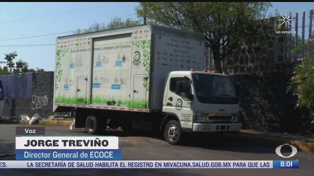 cultura de reciclaje aumenta durante pandemia por covid