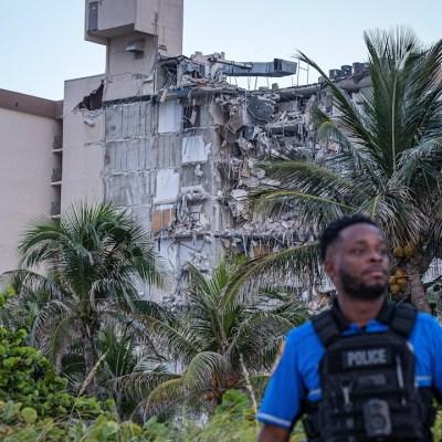 Personas desaparecidas tras derrumbe de edificio en Miami