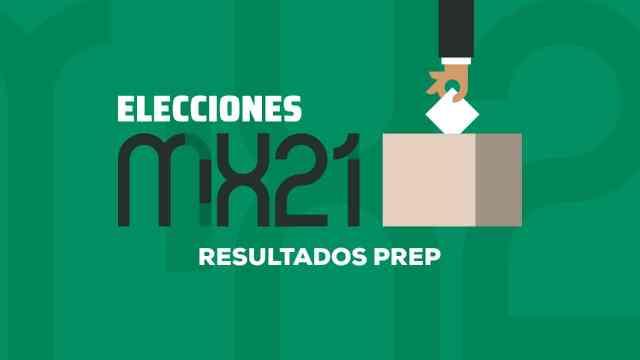 PREP 2021: Resultados de las Elecciones 2021 en México