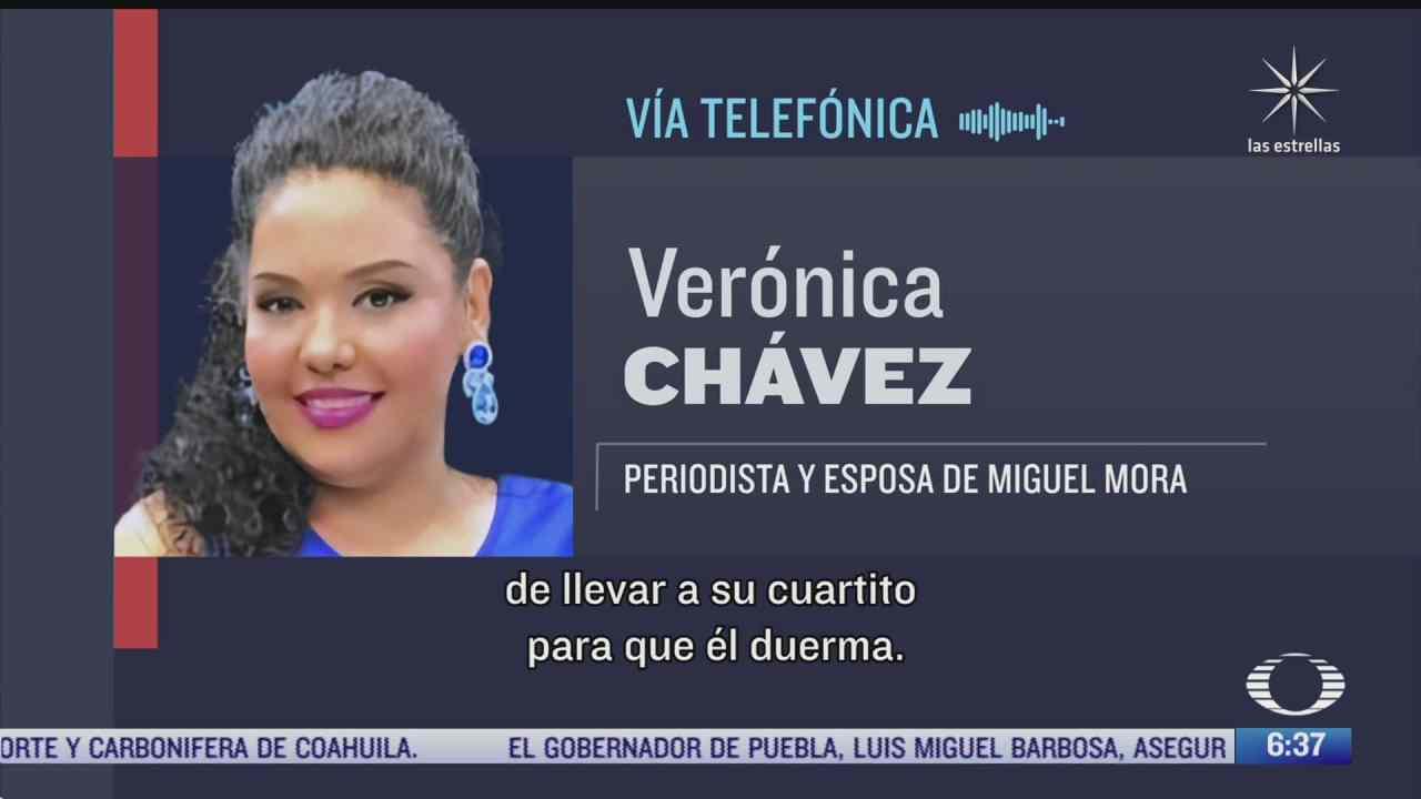 esposa de precandidato opositor en nicaragua narra a noticieros televisa irrupcion policial en su casa
