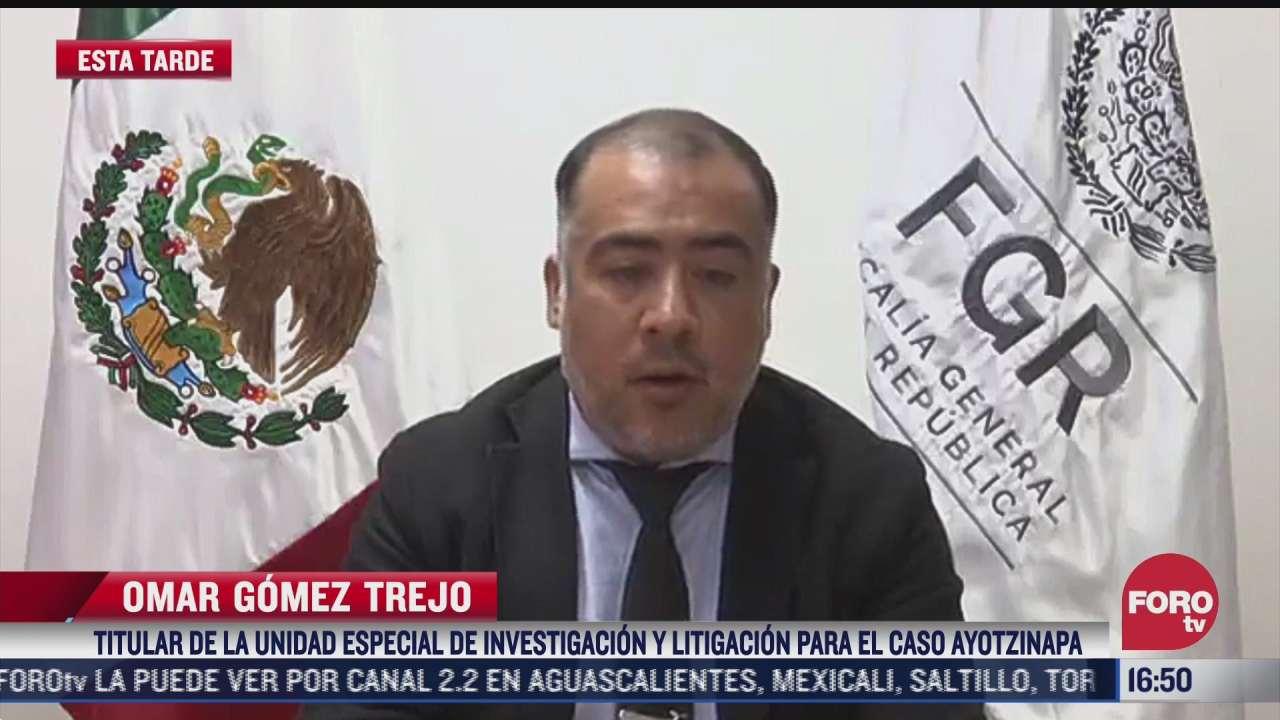 fgr confirma identificacion de restos de otro normalista de ayotzinapa