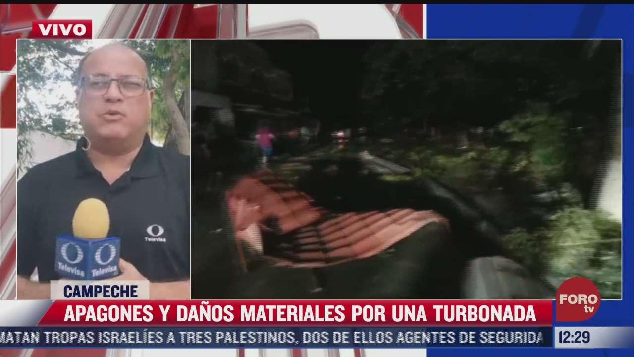 fuertes vientos en ciudad del carmen dejan tres lesionados