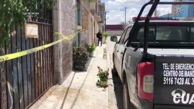 Hallan a familia reportada como desaparecida, enterrada en su casa de Ecatepec