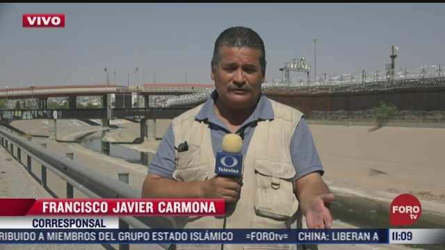 investigan muerte de presunto migrante en la zona fronteriza de chihuahua