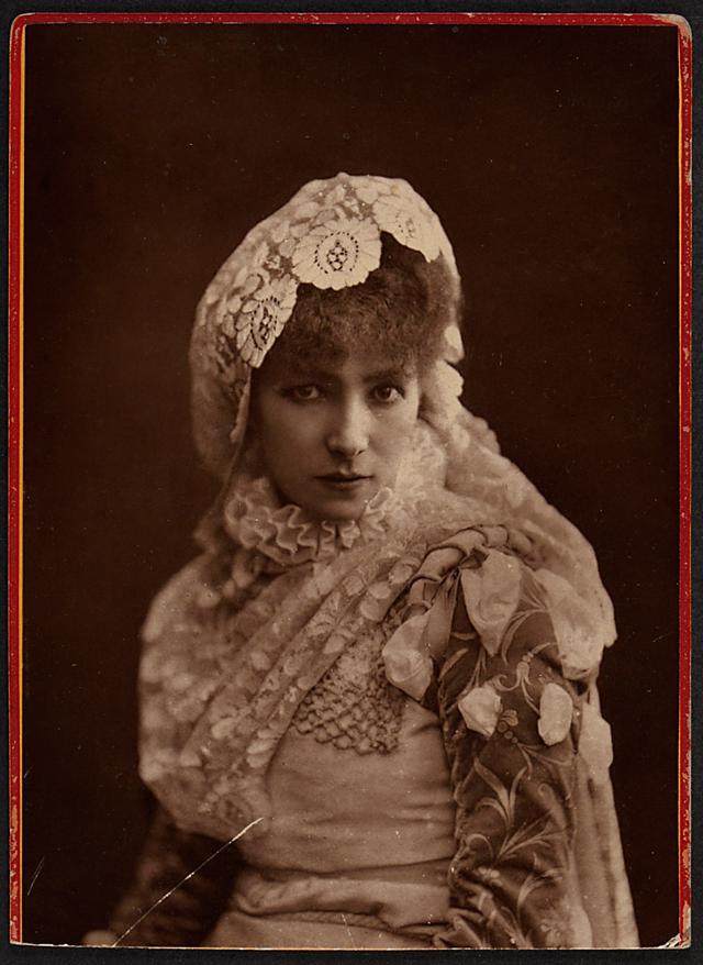 Jean-Louis Jorge Cine Sarah Bernhardt