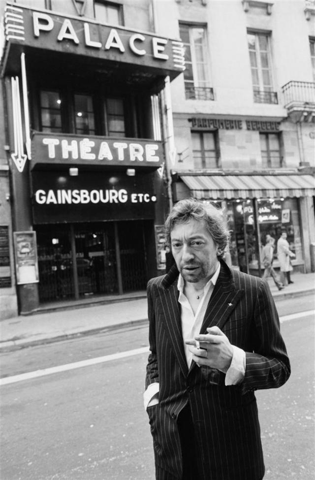 Jean-Louis Jorge Cine Le Palace