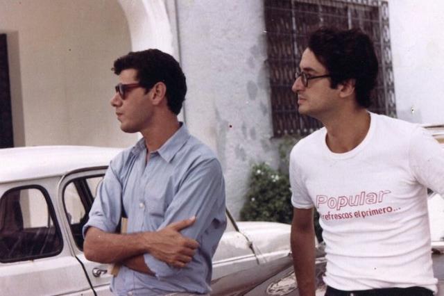 Jean-Louis Jorge Cine Luis Ospina UCLA