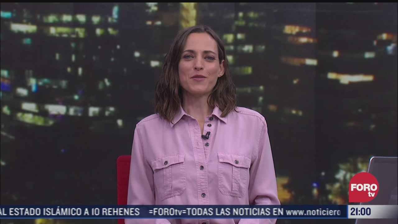 las noticias con ana francisca vega programa del 16 de junio de