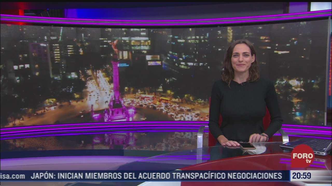 las noticias con ana francisca vega programa del 2 de junio de