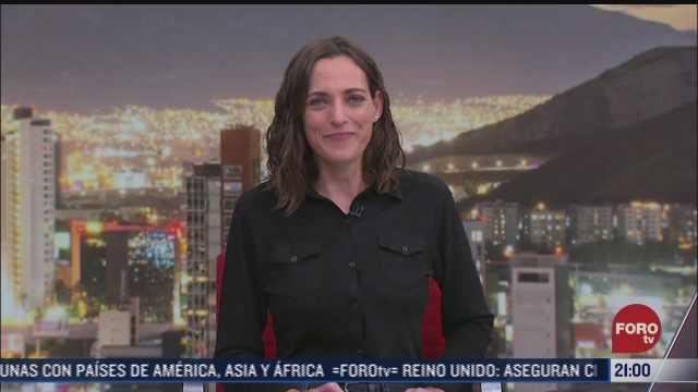 las noticias con ana francisca vega programa del 4 de junio de