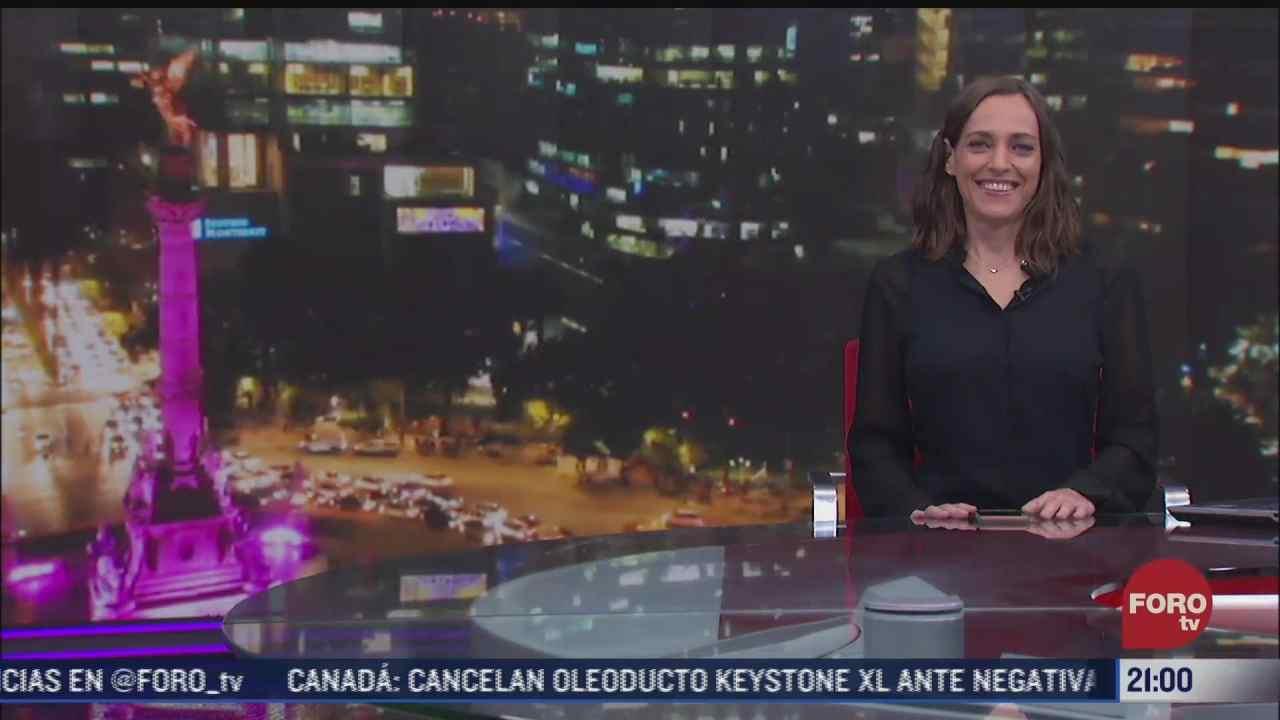 las noticias con ana francisca vega programa del 9 de junio de