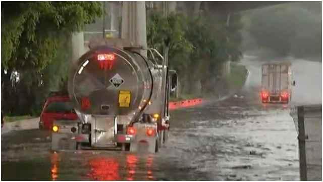 Inundaciones Valle de Mexico