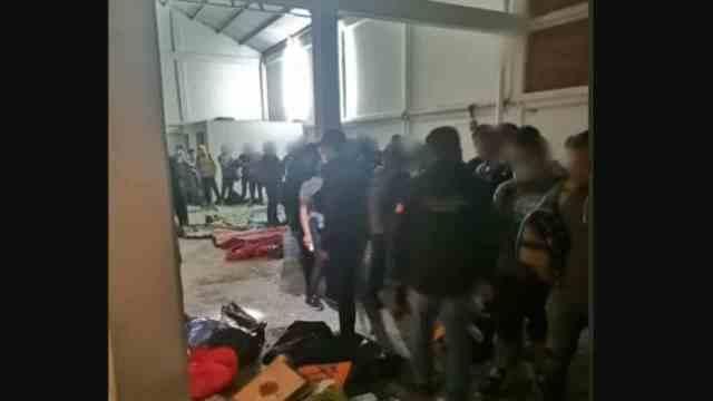 Rescatan a 240 migrantes en Puebla