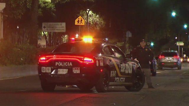 muere una persona atropellada sobre la avenida observatorio cdmx