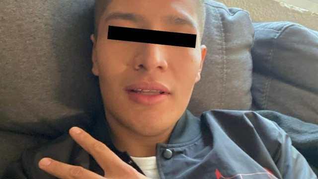 'No me voy a ver encerrado', dijo Diego 'N' a su amigo en mensaje tras atropellar a mujeres en Iztacalc