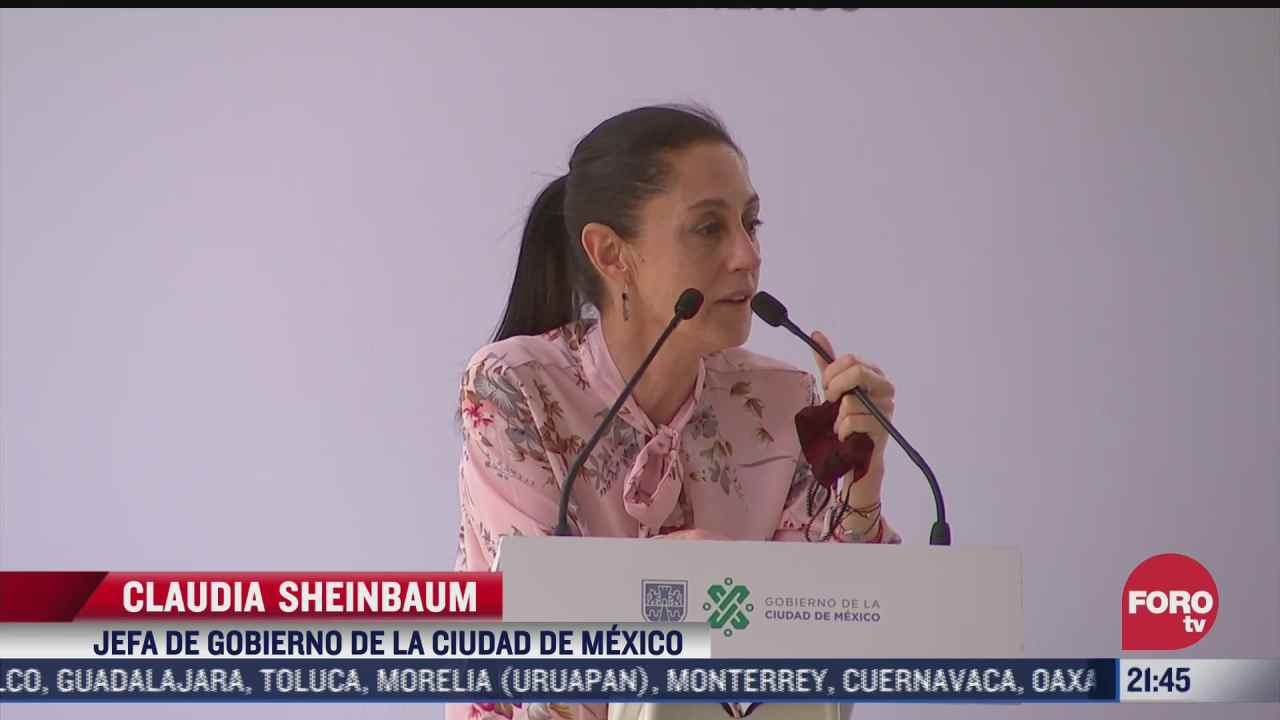 no se suspenderan actividades economicas sheinbaum