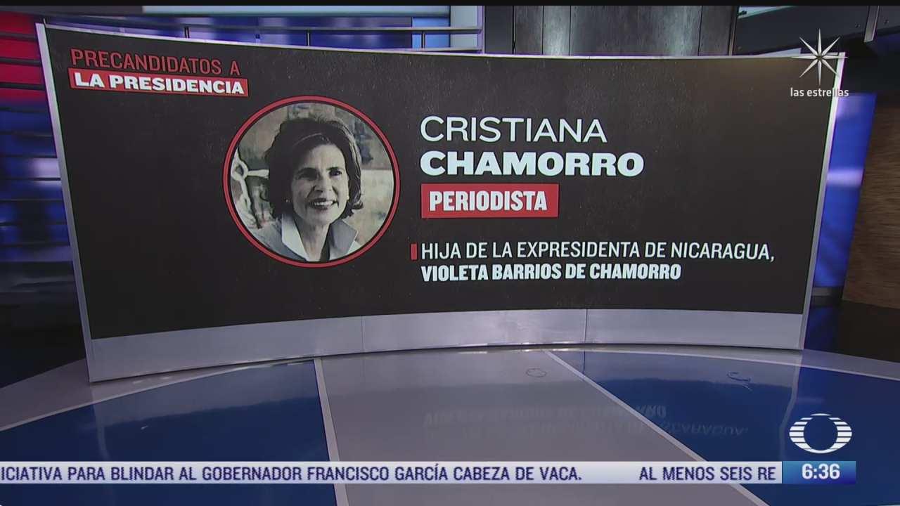 quienes son los lideres opositores detenidos en nicaragua