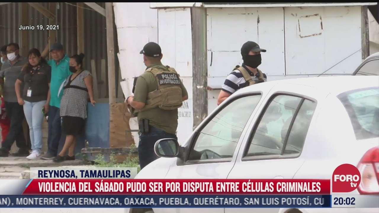senalan a el maestrin como presunto responsable de violencia en tamaulipas