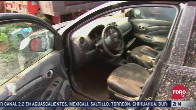 tras lluvias continuan afectaciones en el estado de mexico