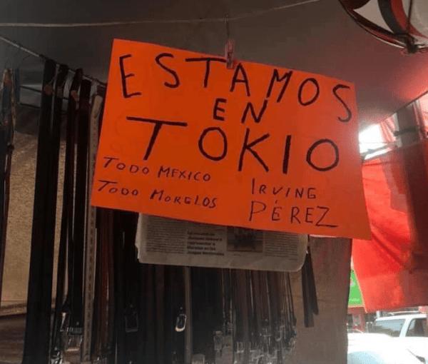 Tokyo 2020: Abuelo de Irving Pérez de triatlón se hace viral