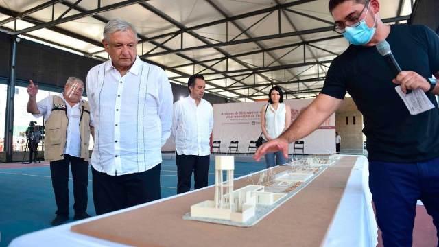 AMLO anuncia 50 mil millones de pesos adicionales para la Guardia Nacional