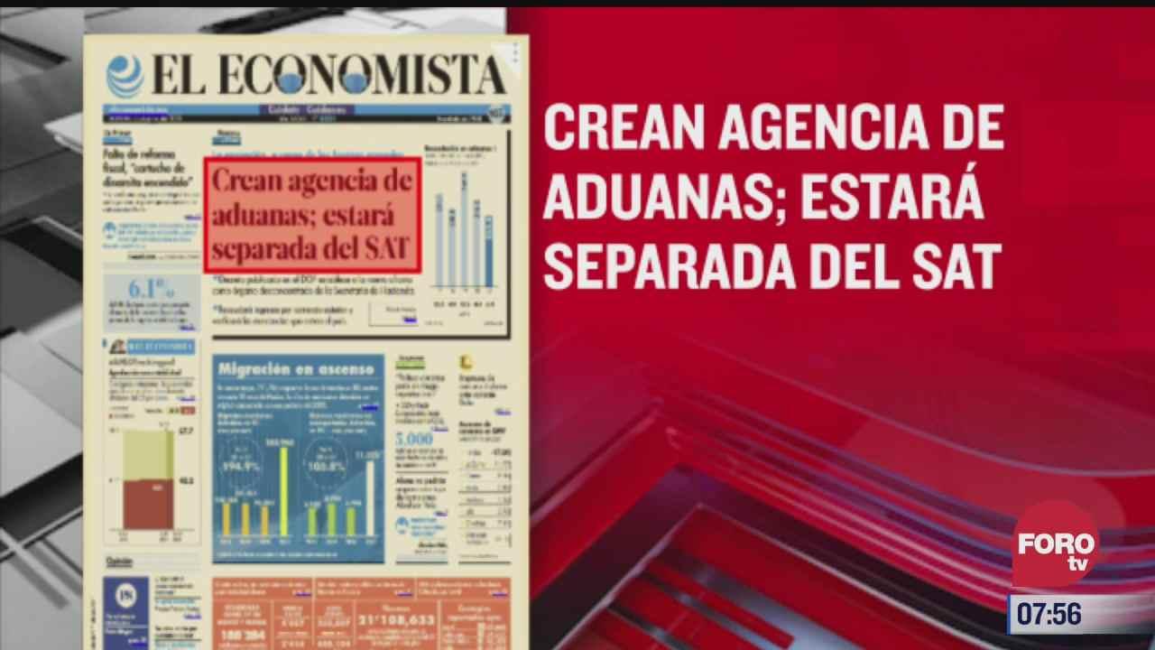 analisis de las portadas nacionales e internacionales del 15 de julio del