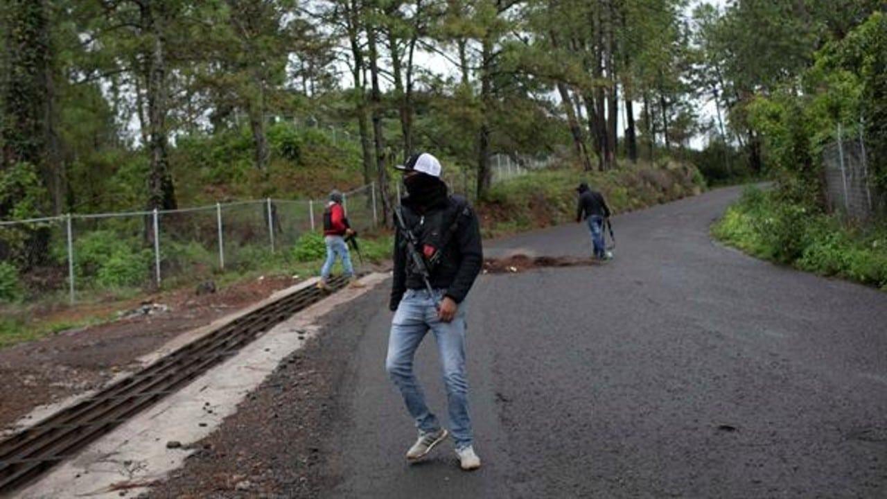 Autodefensas Pueblos Unidos, en Michoacán