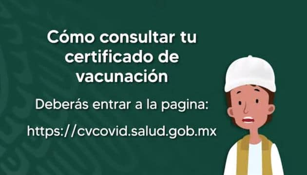 Cómo tramitar el certificado de vacunación