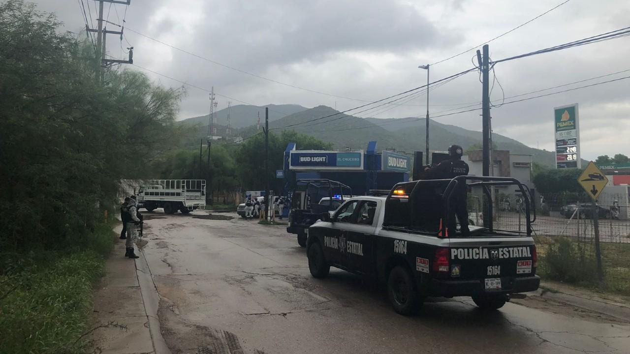 Detienen a 10 personas en posesión de armas en Magdalena de Kino, Sonora
