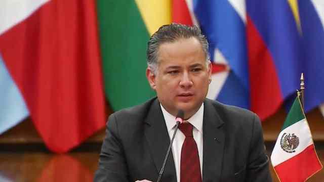 Santiago Nieto, nuevo representante del Grupo Egmont (FOROtv)