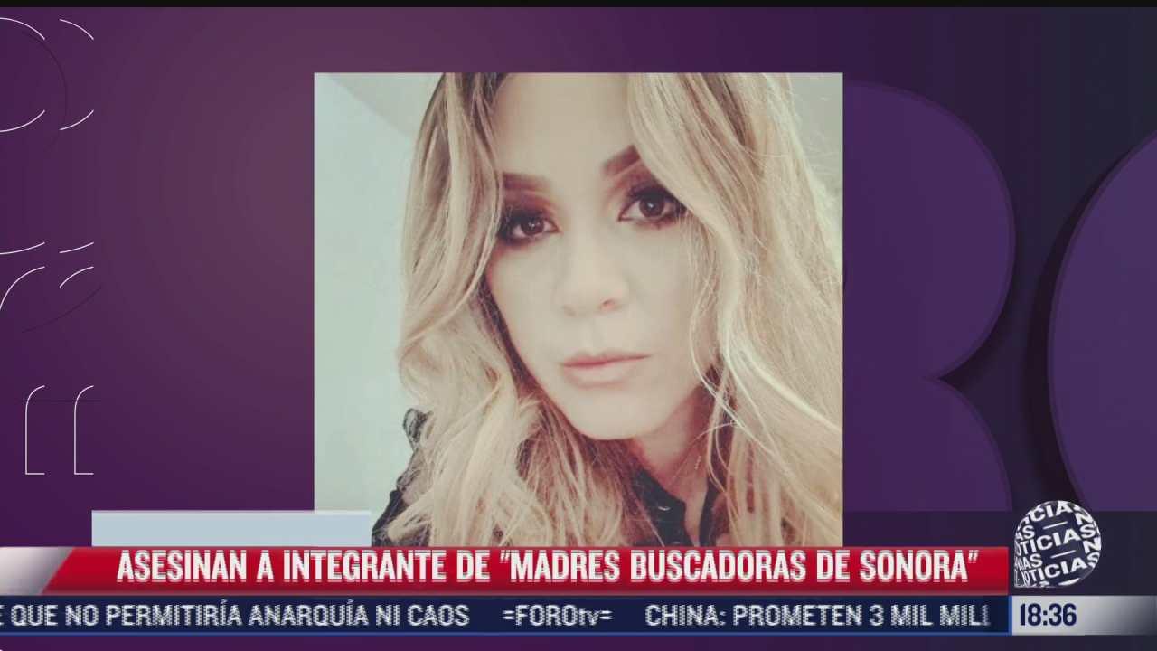 ejecutan a aranza ramos mujer que buscaba a su esposo desaparecido
