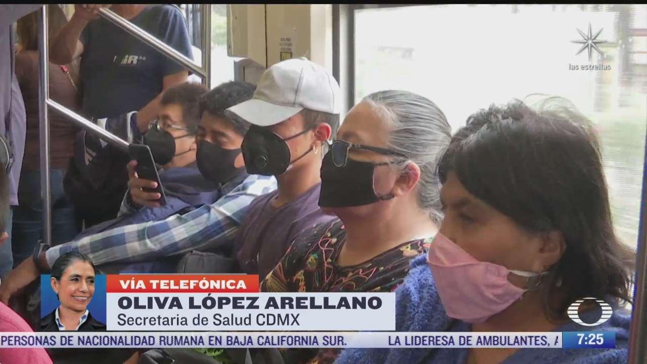 entrevista con oliva lopez arellano secretaria de salud de cdmx para despierta