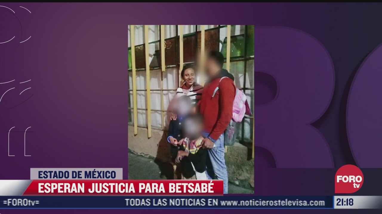 familiares de betsabe victima de feminicidio clama justicia