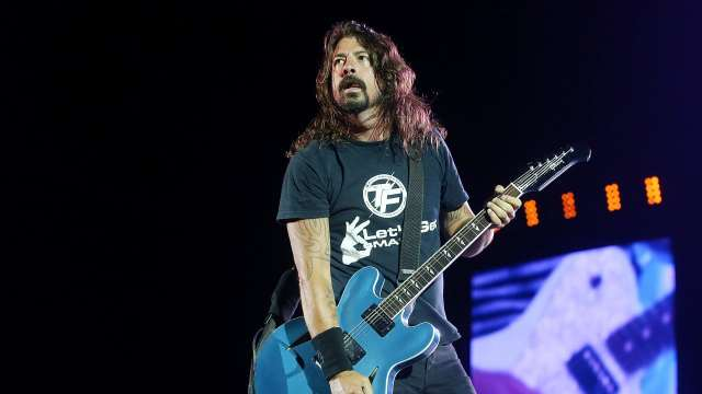 Foo Fighters, rock, Dave Grohl, música