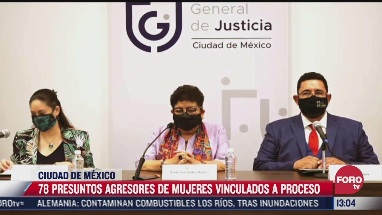 godoy presenta informe sobre acciones contra violencia hacia las mujeres