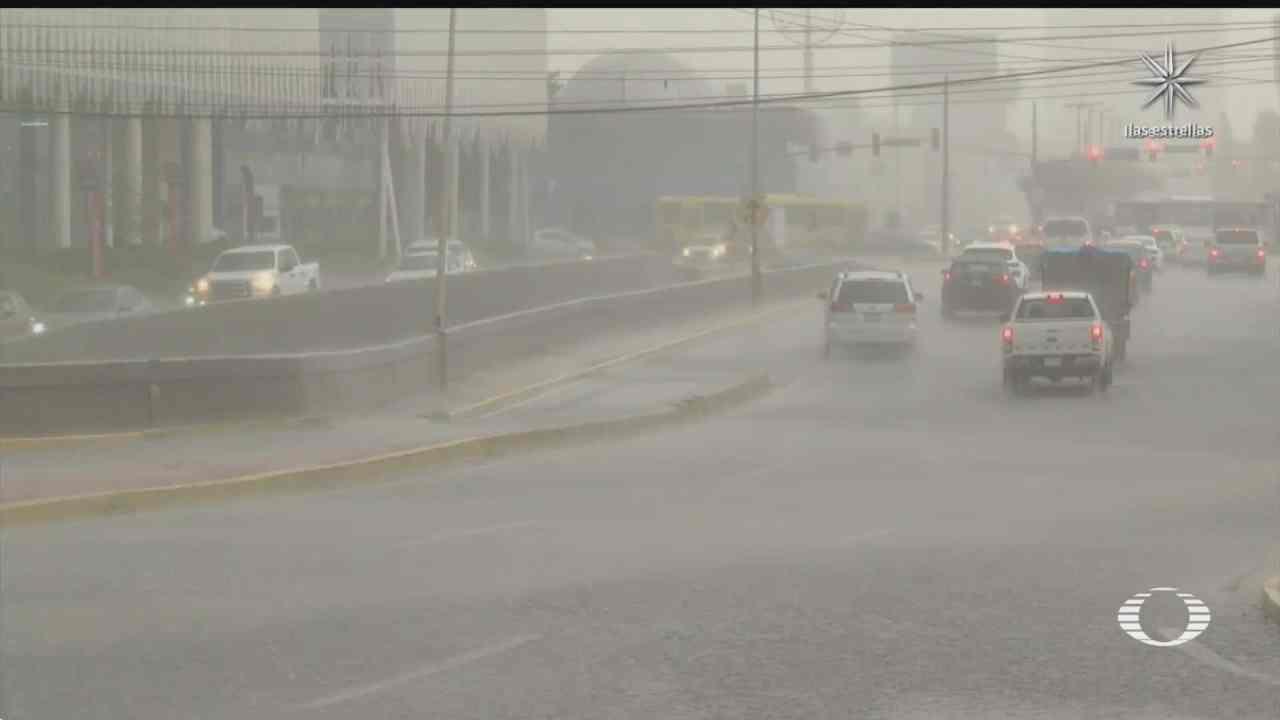 gran parte de mexico anegado por las lluvias