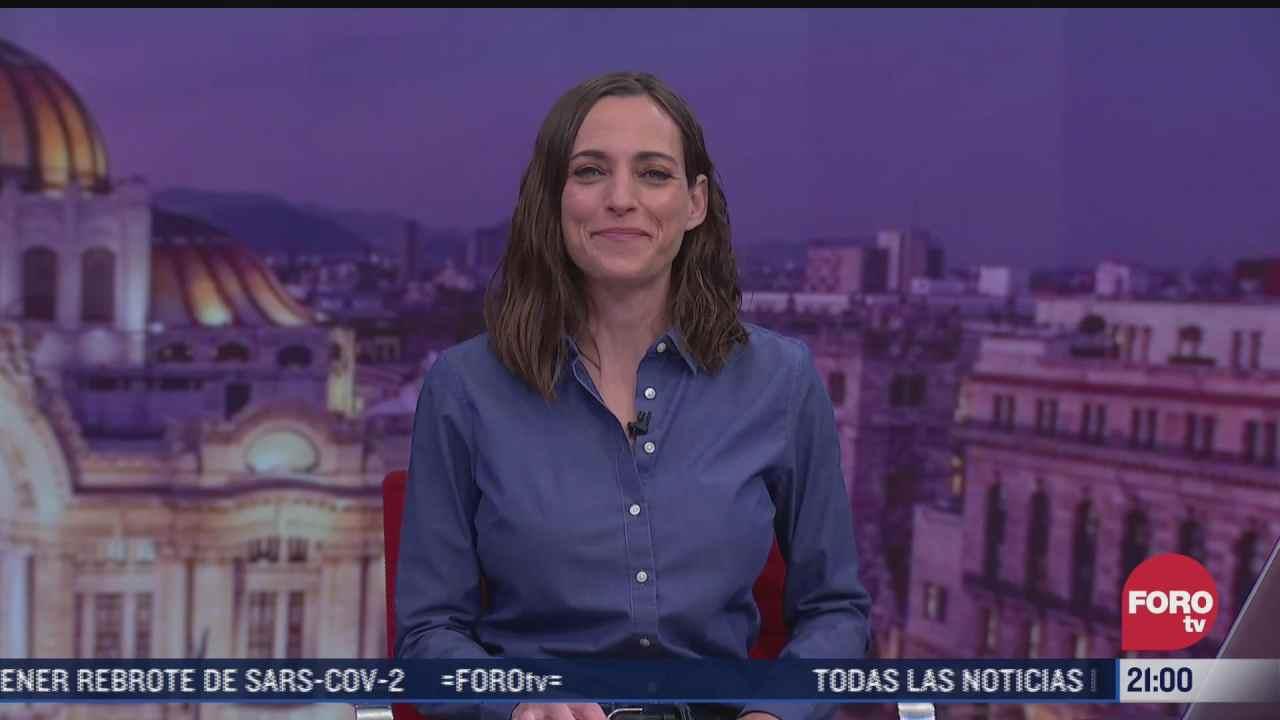 las noticias con ana francisca vega programa del 16 de julio de