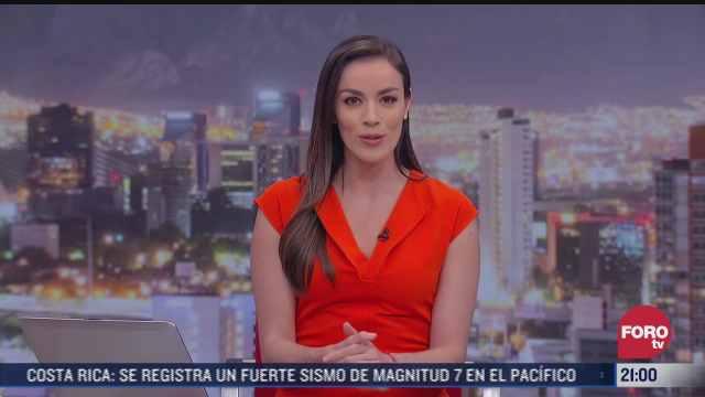 las noticias con ana francisca vega programa del 21 de julio de