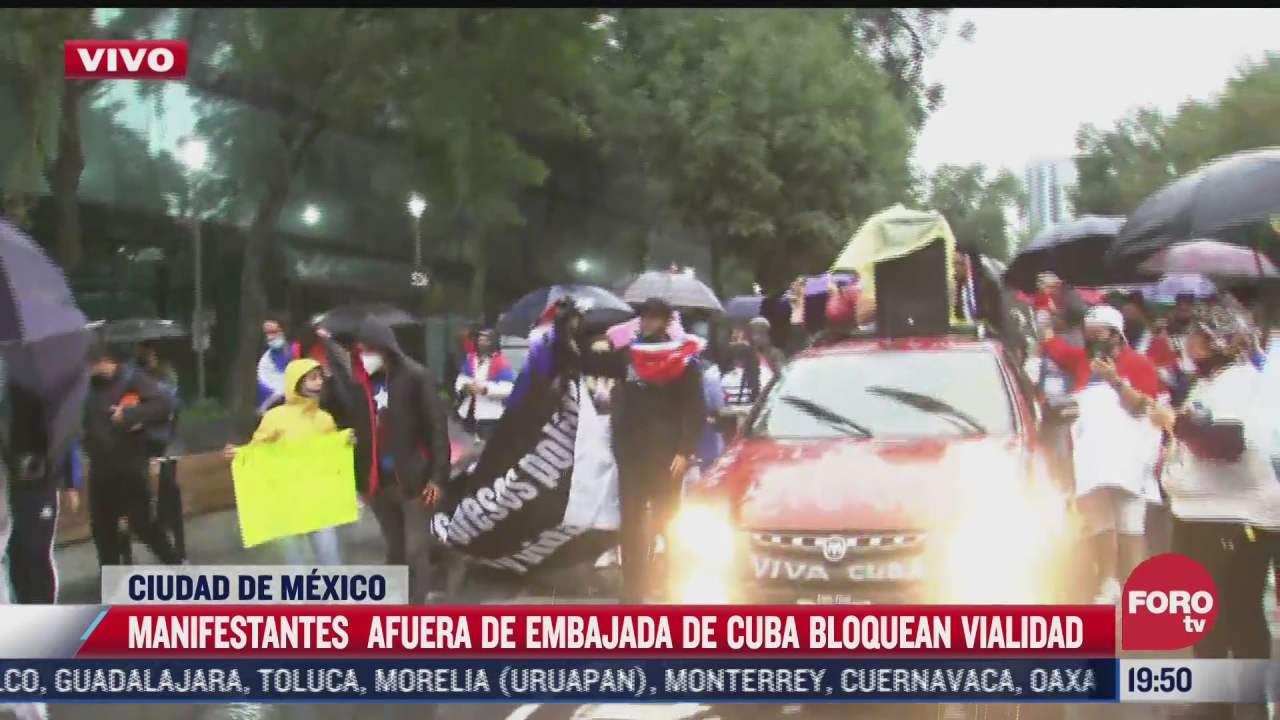 manifestantes se movilizan al zocalo de cdmx